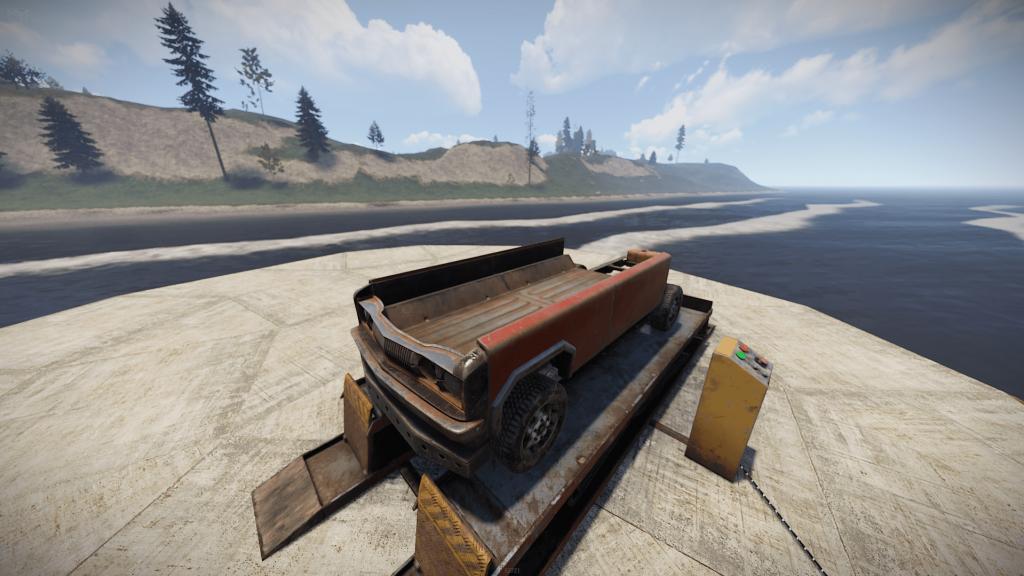 Двойной кузов в Rust