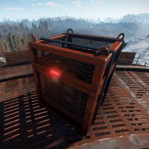 Запертый ящик в Rust