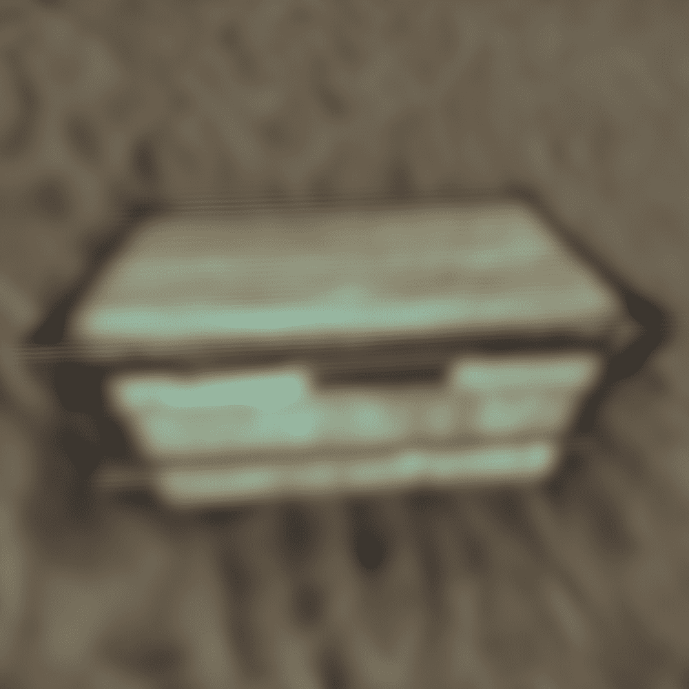Затонувший сундук в Rust
