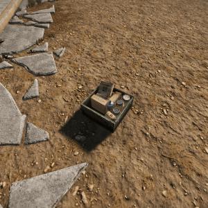 Коробка с едой в Rust