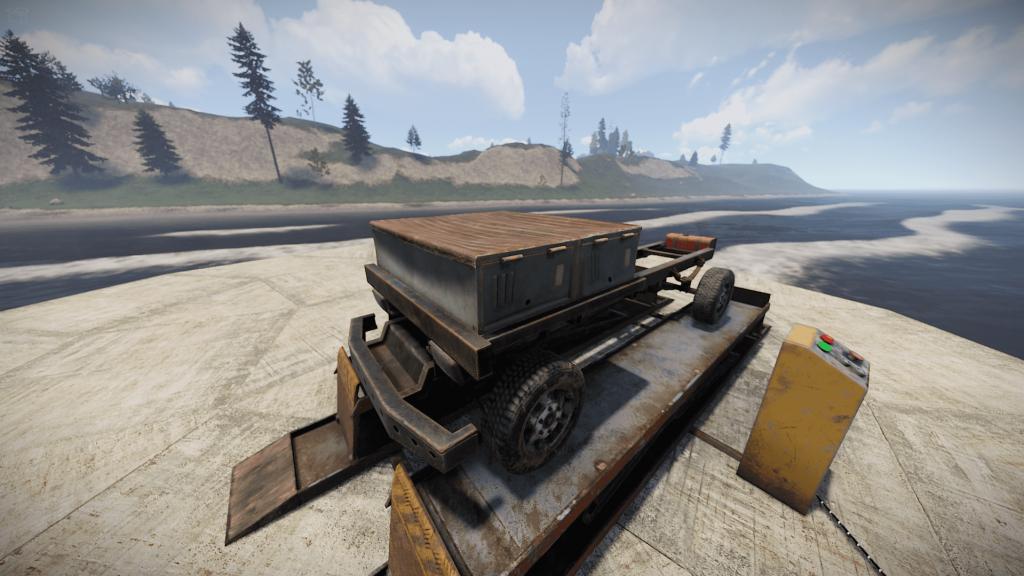 Модуль с ящиками в Rust