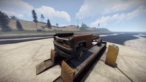 Небольшой кузов в Rust
