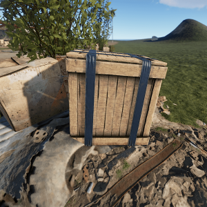 Обычный ящик в Rust