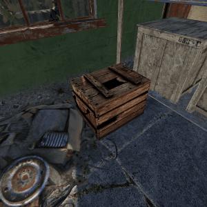Примитивный ящик в Rust