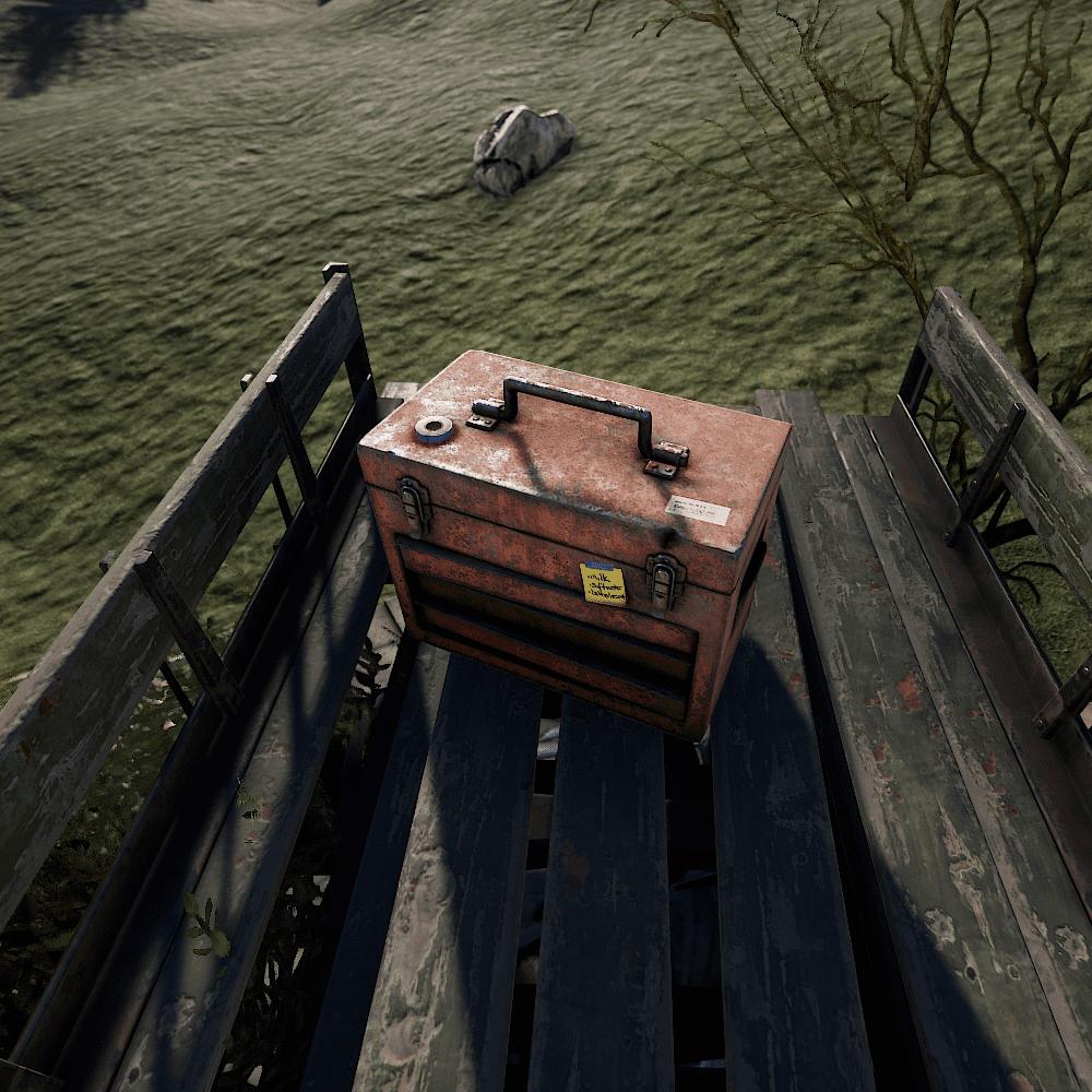 Ящик с инструментами в Rust