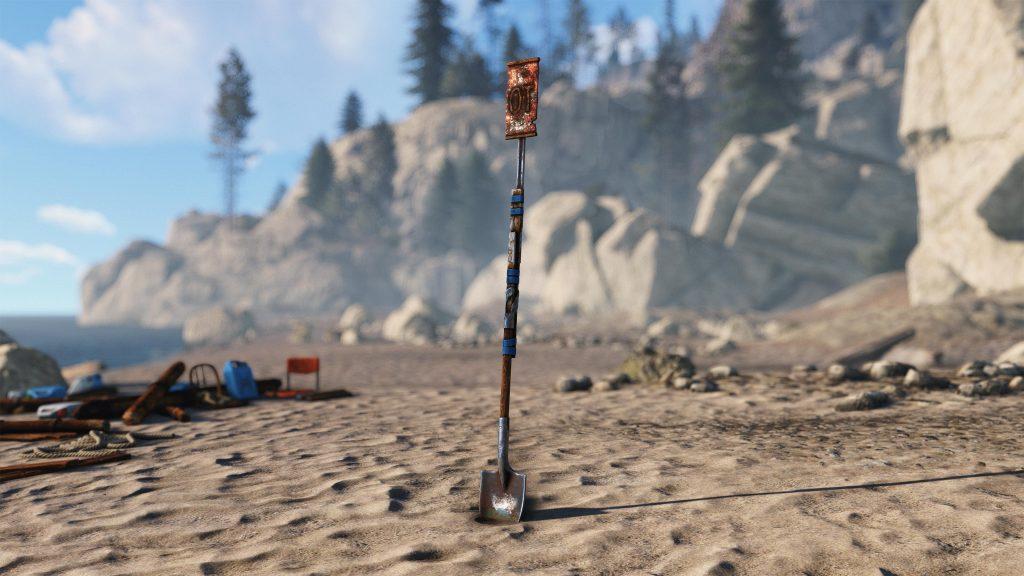 Весло в Rust