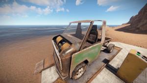 Водительский модуль с двигателем в Rust