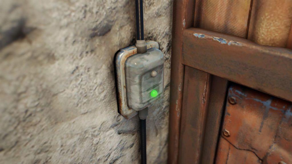 Передача энергии из дверного контроллера в Rust