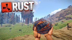 Rust выживание
