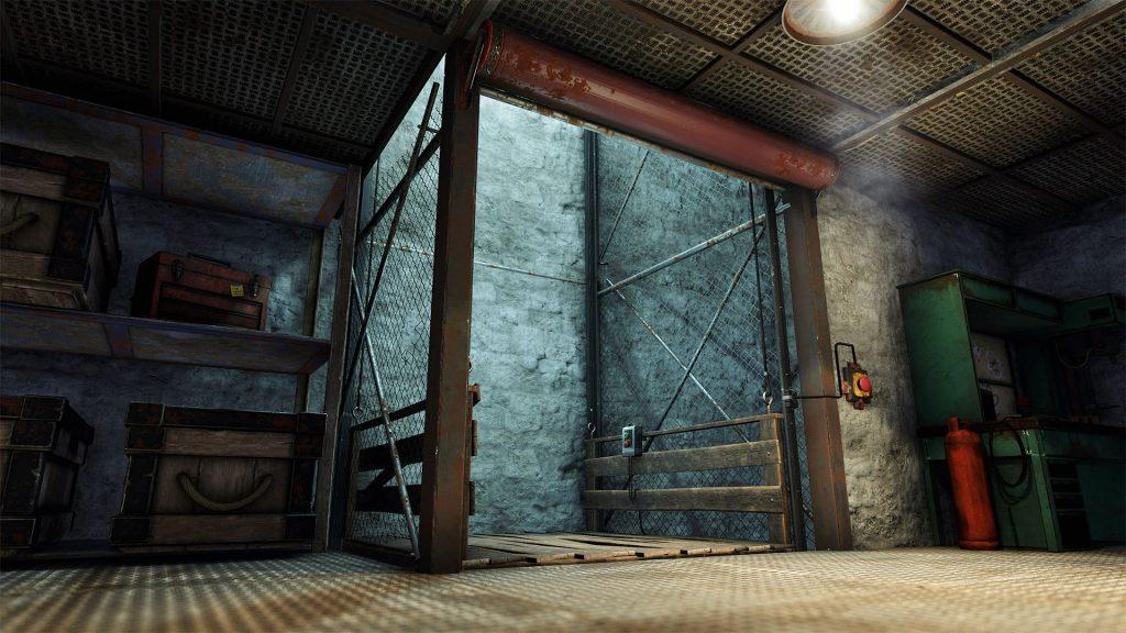 Лифт в Rust