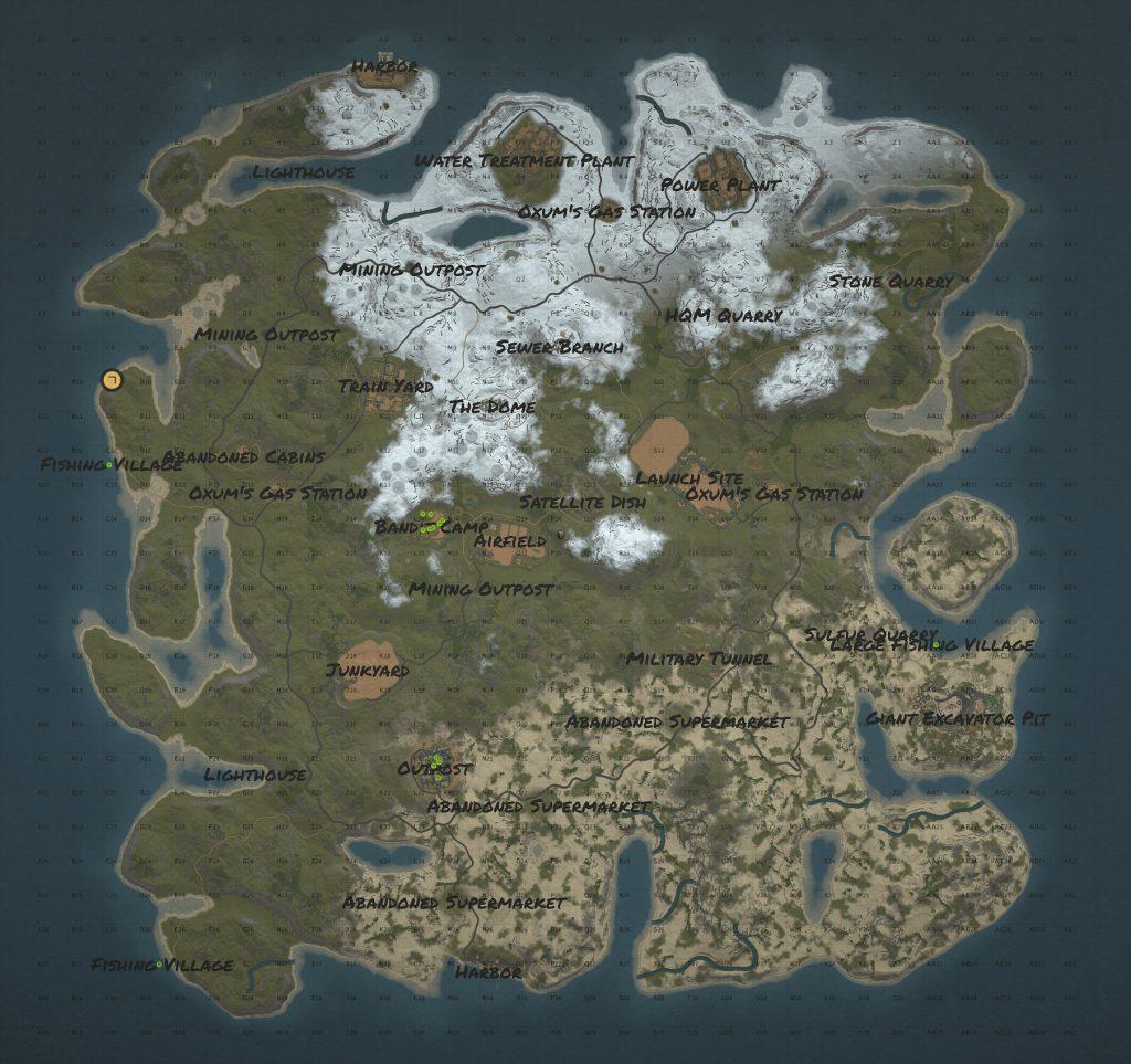 Обновлённая карта в Rust