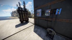 Схема ИБП в Rust