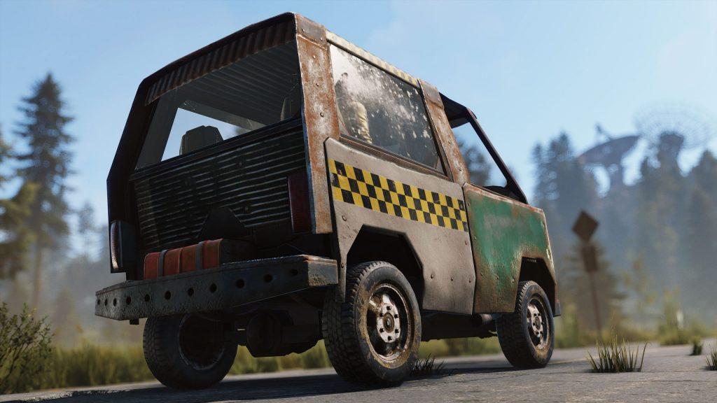 Модуль такси в Rust