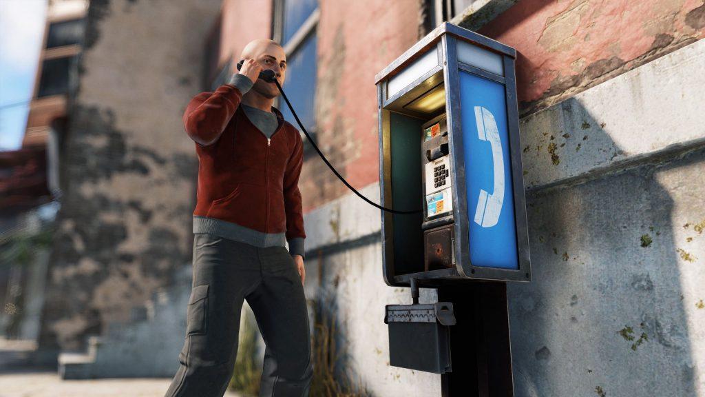 Телефон на РТ в Rust