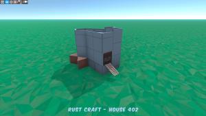Дом Furn5 в Rust