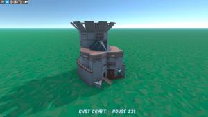 Дом Furn3 в Rust