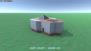 Дом Furn4 в Rust