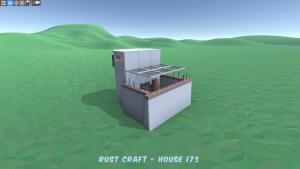 Дом Furn6 в Rust