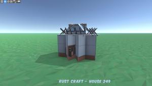Дом Spiker в Rust