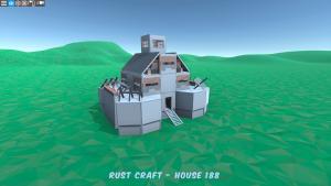 Дом Spiker4 в Rust