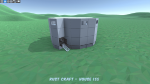 Дом Spin2 в Rust