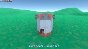 Дом Startup7 в Rust