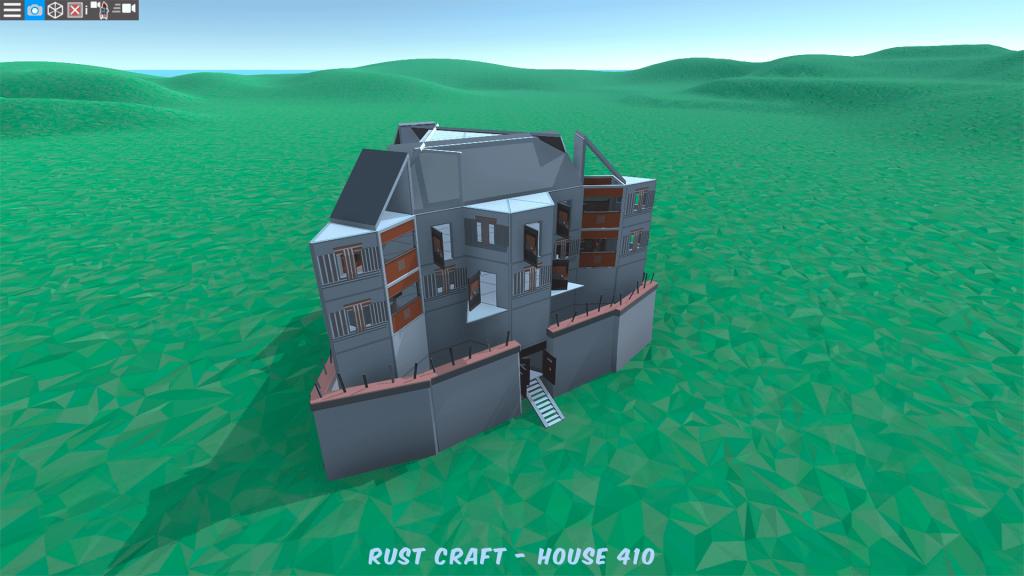 Дом Trian в Rust