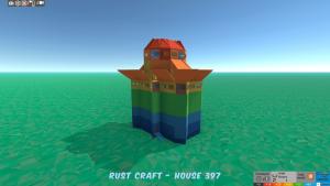 Стабильность дома Furn5 в Rust
