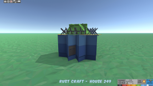 Стабильность дома Spiker в Rust