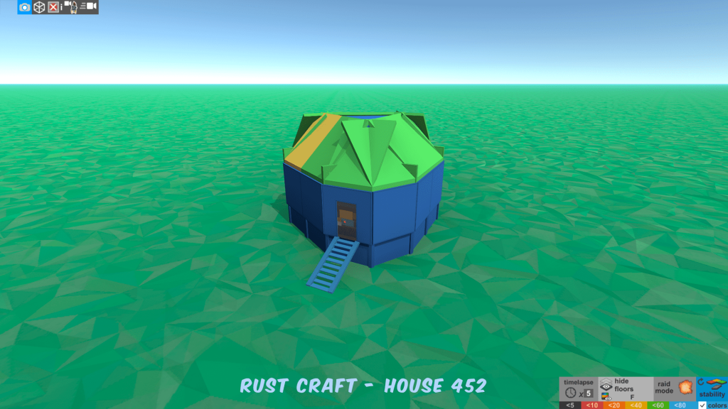 Стабильность дома Vil в Rust