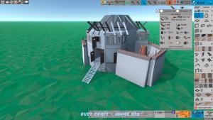 Стоимость улучшения дома Fortress в Rust