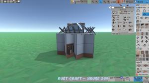 Стоимость улучшения дома Spiker в Rust