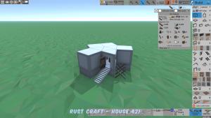 Стоимость улучшения дома Startup8 в Rust