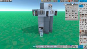 Стоимость улучшения дома Tower в Rust