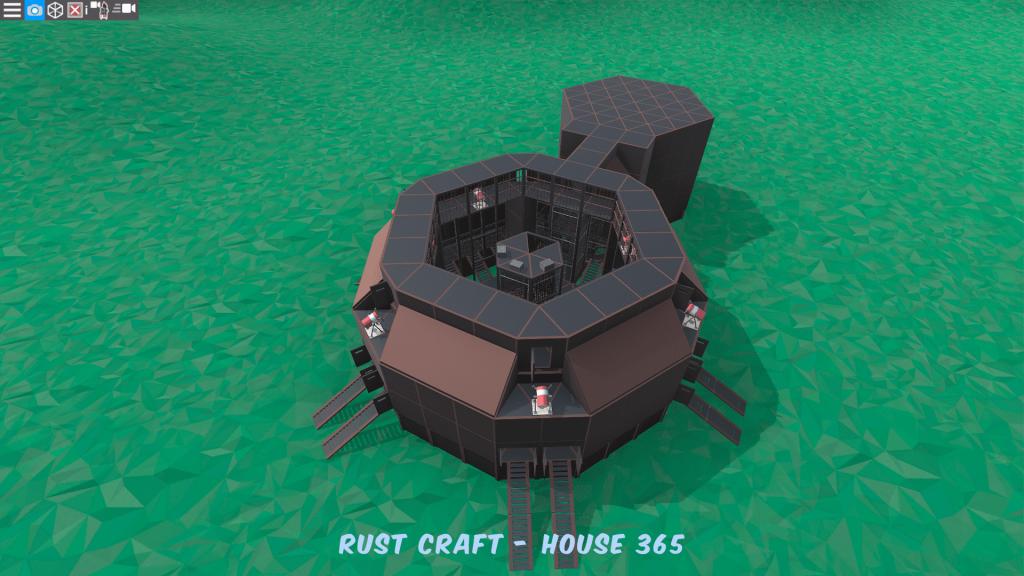 Тюрьма в Rust