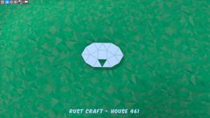 Фундамент дома Ova в Rust