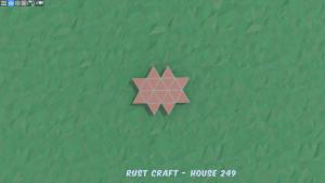 Фундамент дома Spiker в Rust
