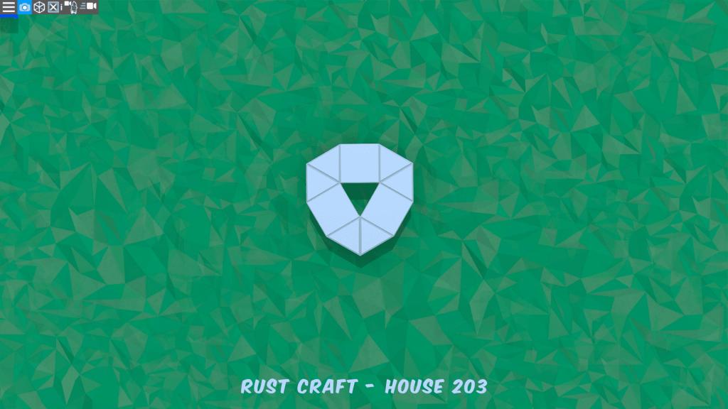 Фундамент дома Startup5 в Rust