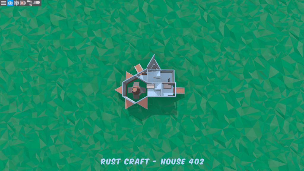 1 этаж дома Furn5 в Rust