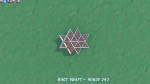 1 этаж дома Spiker в Rust