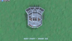 1 этаж дома Startup9 в Rust