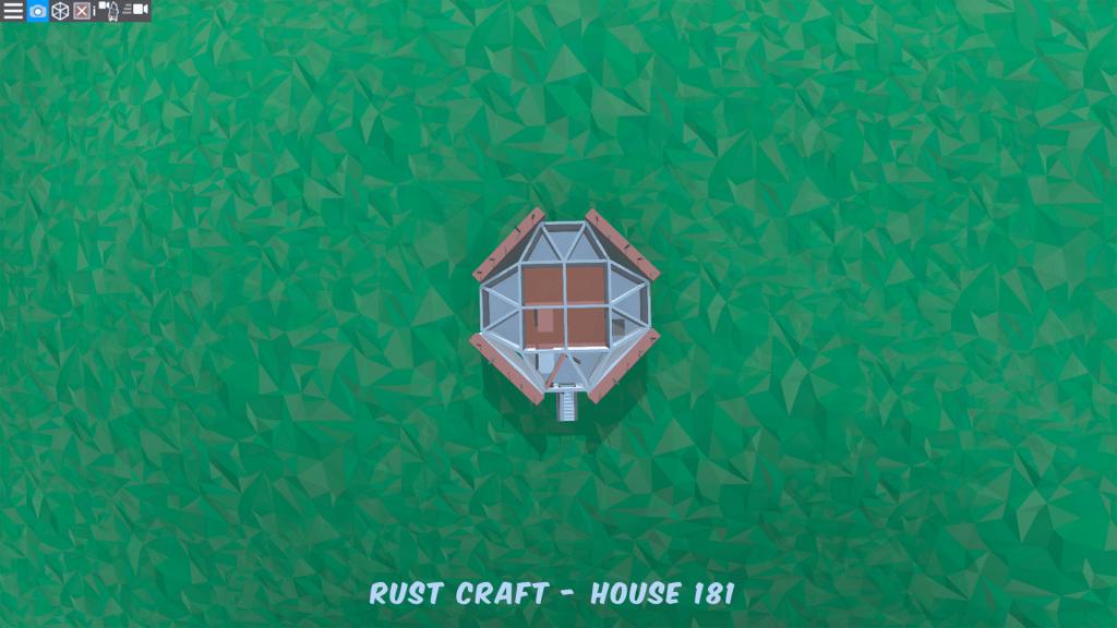 1 этаж дома Startup4 в Rust