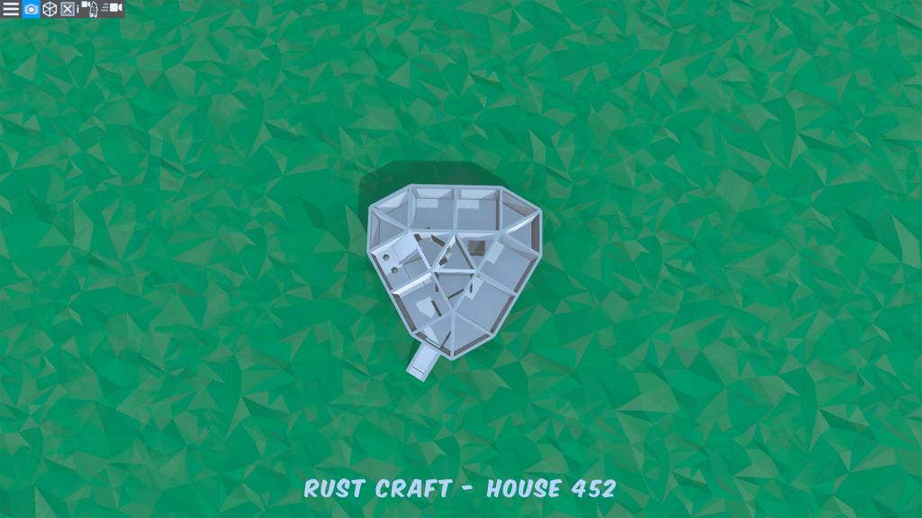 1 этаж дома Vil в Rust