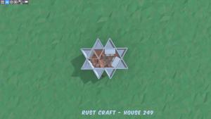 2 этаж дома Spiker в Rust