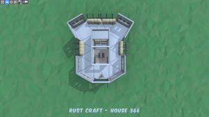 2 этаж дома Startup9 в Rust
