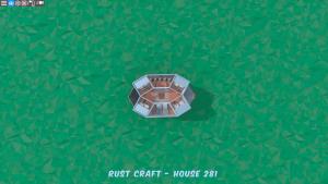 3 этаж дома Startup6 в Rust