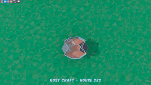 3 этаж дома Startup7 в Rust