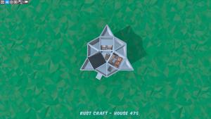 3 этаж дома Triwer в Rust