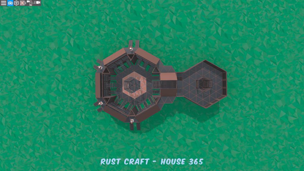 3 этаж тюрьмы в Rust