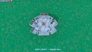4 этаж дома Furn2 в Rust